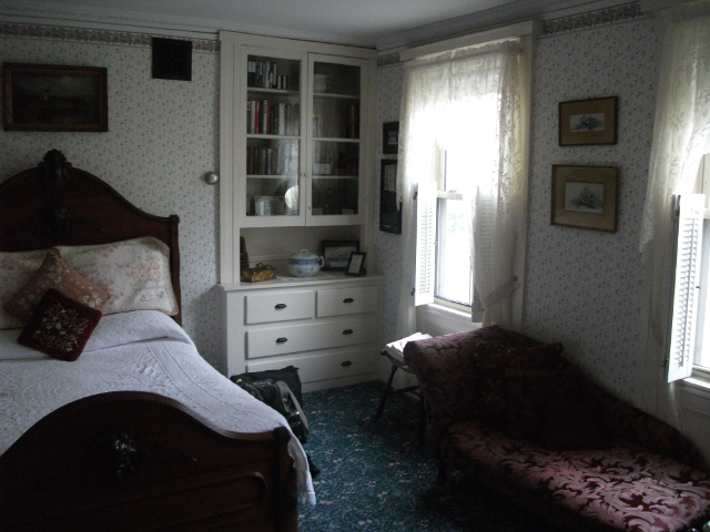 Lizzie Borden's Bedroom