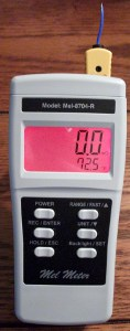Mem Meter 8704-R used by Chuck's Paranormal Adventures