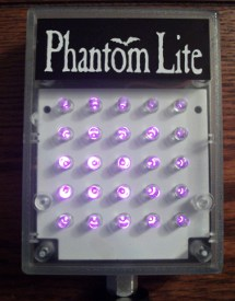 Phantom Lite IR illuminator, used by Chuck's Paranormal Adventures