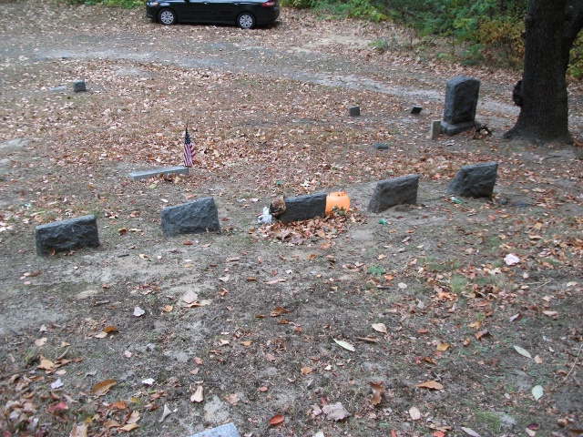 Chuck's Pararnormal Adventures Investigation Rose Hill Cemetery