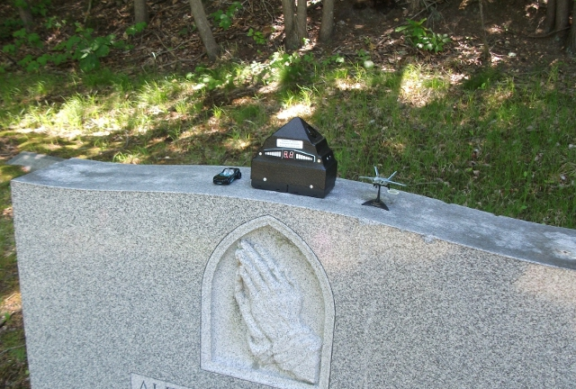 Chuck's Paranormal Adventures & Friends at Rose Hill Cemetery,  May 23, 2015