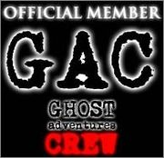 Chuck's Paranormal Adventures is an official member of the Ghost Adventures Crew!